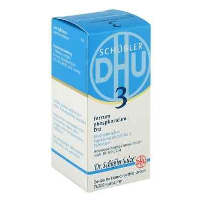 Biochemie Dhu 3 Ferrum phosphorus D  12 Tabletten  bei Apotheke.de bestellen