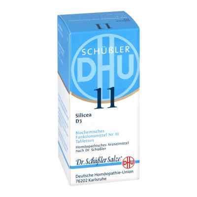 Biochemie Dhu 11 Silicea D 3 Tabletten