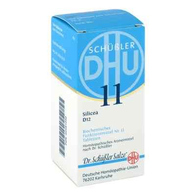 Biochemie Dhu 11 Silicea D12 Tabletten  bei Apotheke.de bestellen