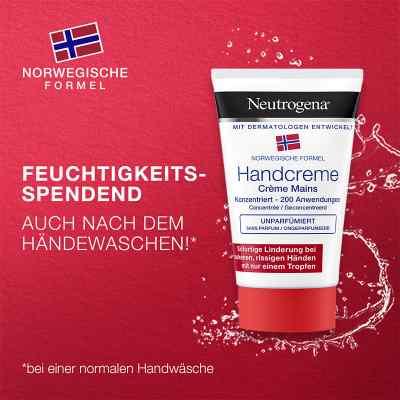 Neutrogena konzentrierte unparfümierte Handcreme  bei Apotheke.de bestellen
