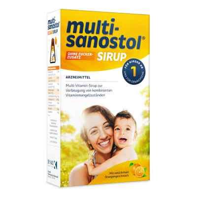 Multi Sanostol Sirup ohne Zuckerzusatz  bei Apotheke.de bestellen
