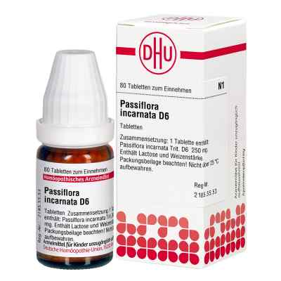 Passiflora Incarnata D6 Tabletten  bei Apotheke.de bestellen