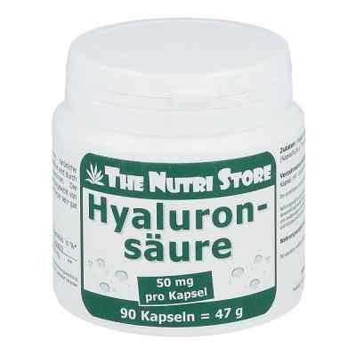 Hyaluronsäure 50 mg Kapseln  bei Apotheke.de bestellen