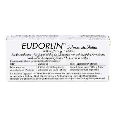 EUDORLIN Schmerztabletten  bei Apotheke.de bestellen