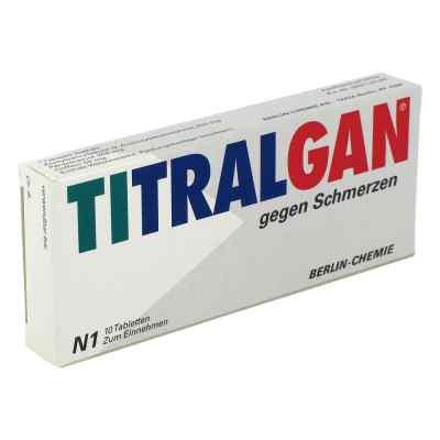 TITRALGAN gegen Schmerzen  bei Apotheke.de bestellen