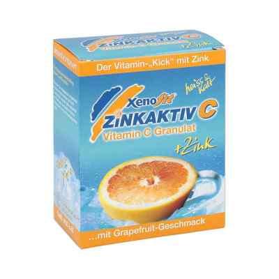 Xenofit Zinkaktiv C Granulat  bei Apotheke.de bestellen