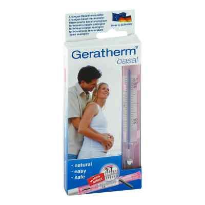 Geratherm basal analoges Zyklusthermometer  bei Apotheke.de bestellen