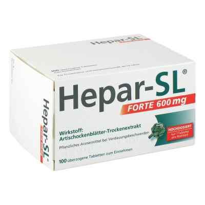 Hepar-SL forte 600mg  bei Apotheke.de bestellen