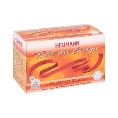 Heumann Fühl die Energie Tee Filterbeutel  bei Apotheke.de bestellen
