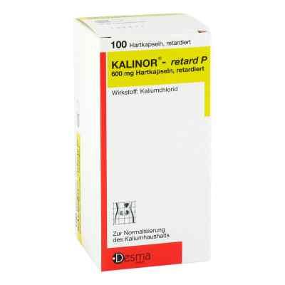 Kalinor retard P 600 mg Hartkapseln  bei Apotheke.de bestellen