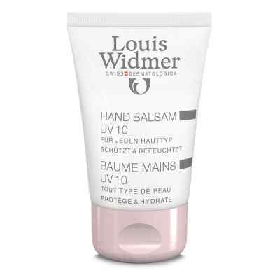 Widmer Hand Balsam Uv10 leicht parfümiert  bei Apotheke.de bestellen
