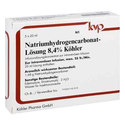 Natrium Hydrogencarbonat 8,4%  bei Apotheke.de bestellen