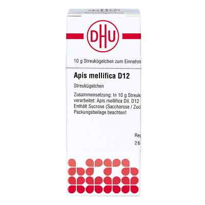 Apis Mellifica D 12 Globuli  bei Apotheke.de bestellen