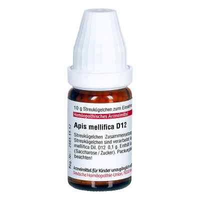 Apis Mellifica D12 Globuli  bei Apotheke.de bestellen