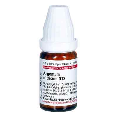 Argentum Nitricum D 12 Globuli  bei Apotheke.de bestellen