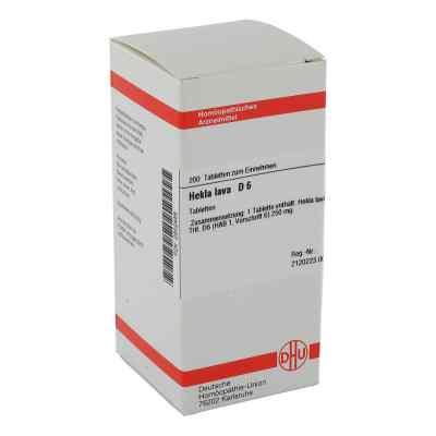Hekla Lava D 6 Tabletten