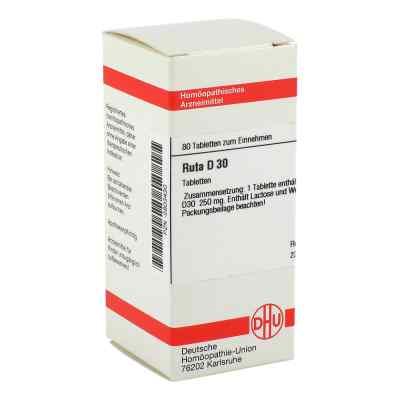 Ruta D30 Tabletten  bei Apotheke.de bestellen