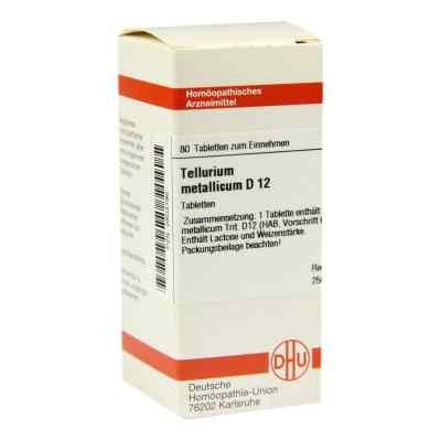 Tellurium Metallicum D12 Tabletten  bei Apotheke.de bestellen