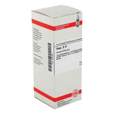 Thuja D12 Dilution  bei Apotheke.de bestellen