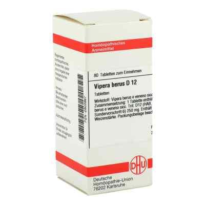 Vipera Berus D12 Tabletten  bei Apotheke.de bestellen
