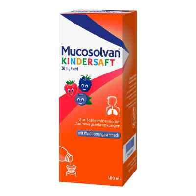Mucosolvan Kindersaft 30mg/5ml  bei Apotheke.de bestellen