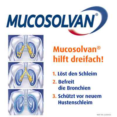 Mucosolvan Kinder Hustensaft 30mg/5ml bei verschleimten Husten  bei Apotheke.de bestellen