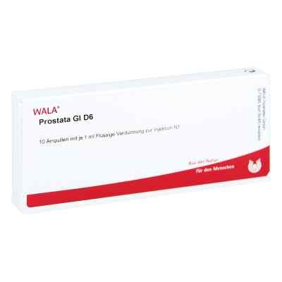Prostata Gl D6 Ampullen  bei Apotheke.de bestellen