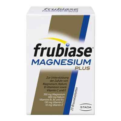 Frubiase Magnesium Plus Brausetabletten  bei Apotheke.de bestellen