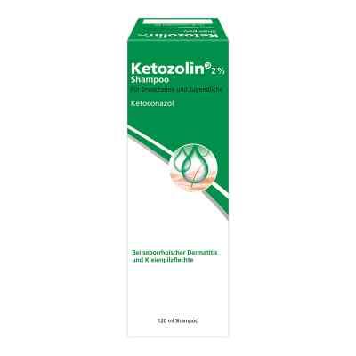 Ketozolin 2% Shampoo  bei Apotheke.de bestellen