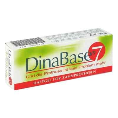 Dinabase 7 unterfütt.Haftmaterial für Zahnproth.  bei Apotheke.de bestellen