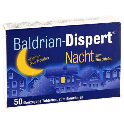 Baldrian-Dispert Nacht zum Einschlafen  bei Apotheke.de bestellen