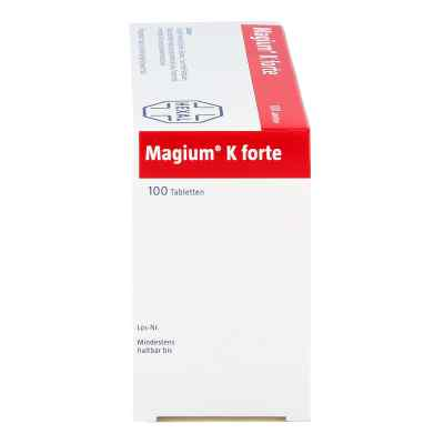Magium K forte Tabletten  bei Apotheke.de bestellen