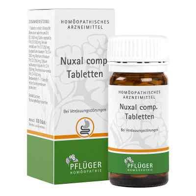 Nuxal compositus Tabletten  bei Apotheke.de bestellen