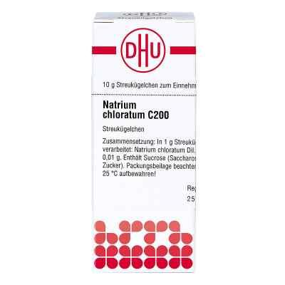 Natrium Chloratum C 200 Globuli  bei Apotheke.de bestellen