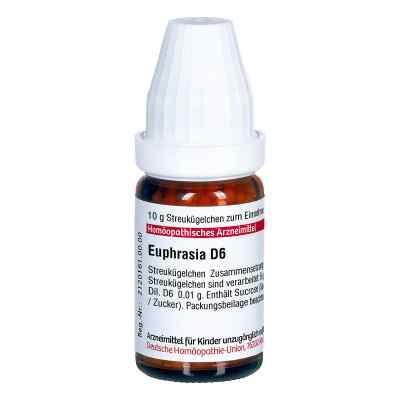 Euphrasia D6 Globuli  bei Apotheke.de bestellen