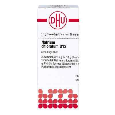 Natrium Chloratum D 12 Globuli  bei Apotheke.de bestellen