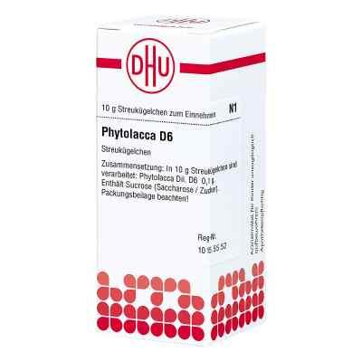 Phytolacca D6 Globuli  bei Apotheke.de bestellen
