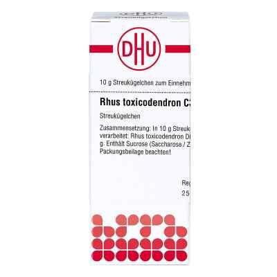 Rhus Tox. C30 Globuli  bei Apotheke.de bestellen