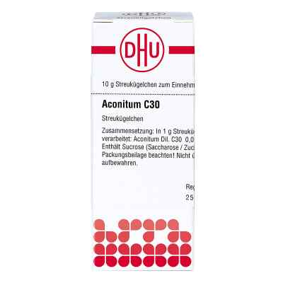 Aconitum C30 Globuli  bei Apotheke.de bestellen