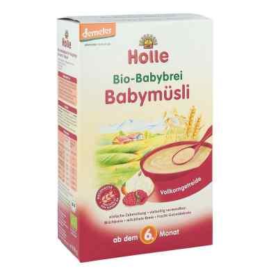 Holle Bio Babybrei Babymüsli  bei Apotheke.de bestellen