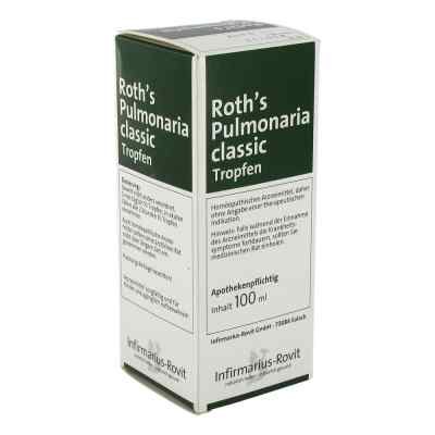 Roths Pulmonaria classic Tropfen  bei Apotheke.de bestellen