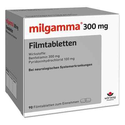 Milgamma 300 mg Filmtabletten  bei Apotheke.de bestellen