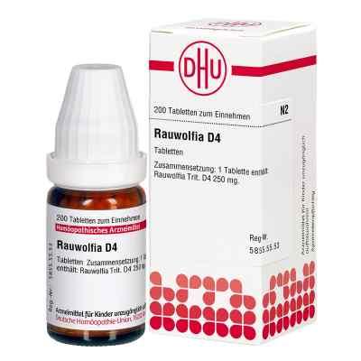 Rauwolfia D4 Tabletten  bei Apotheke.de bestellen