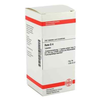 Ruta D4 Tabletten  bei Apotheke.de bestellen
