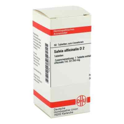 Salvia Officinalis D2 Tabletten  bei Apotheke.de bestellen