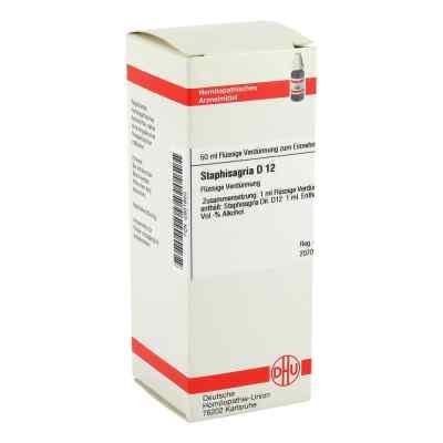 Staphisagria D12 Dilution  bei Apotheke.de bestellen