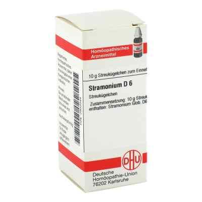 Stramonium D 6 Globuli  bei Apotheke.de bestellen