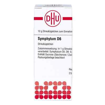 Symphytum D 6 Globuli  bei Apotheke.de bestellen