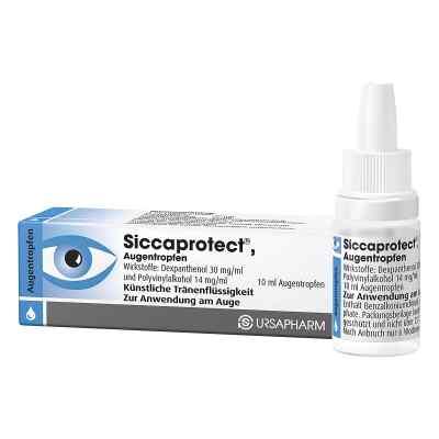 Siccaprotect Augentropfen  bei Apotheke.de bestellen