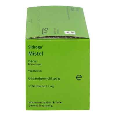 Sidroga Mistel Tee Filterbeutel  bei Apotheke.de bestellen